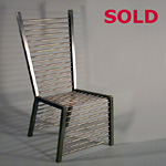 Steel Rod Chair