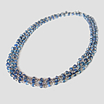 "Sapphire 48"" Necklace"