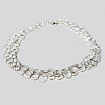 Bubbles Necklace in Sterling